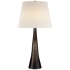 Aged Iron Lamp - Hamptons Furniture, Gifts, Modern & Traditional