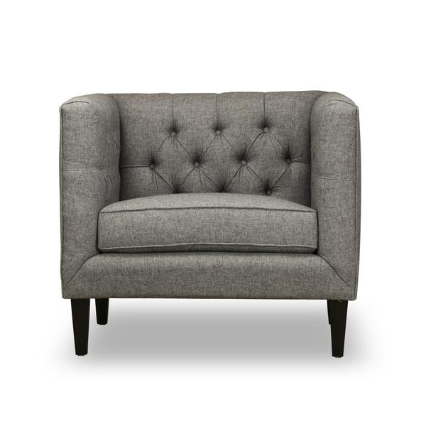 Superieur Tufted Armchair