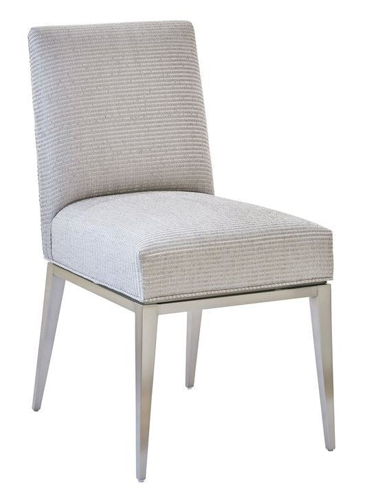 Dining Chair available in two sizes, metal frame