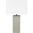 Stone Table Lamp - Hamptons Furniture, Gifts, Modern & Traditional