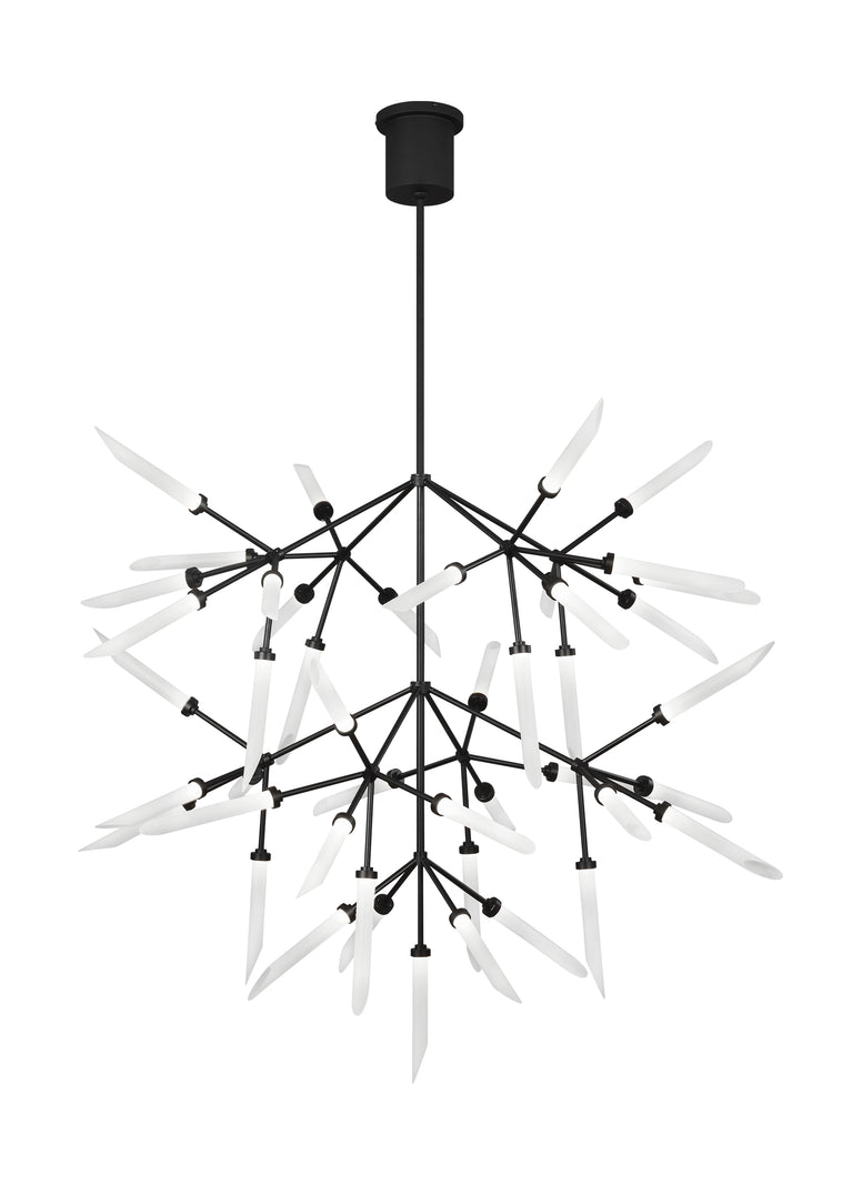 Large Multi-Arm Chandelier