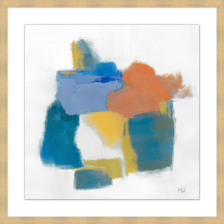 Colorful Abstract Prints on Matte Paper - Hamptons Furniture, Gifts, Modern & Traditional