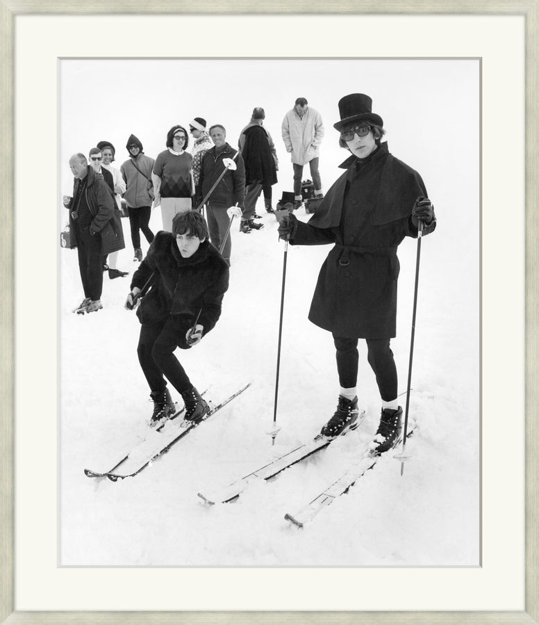 Beatles Skiing - Hamptons Furniture, Gifts, Modern & Traditional