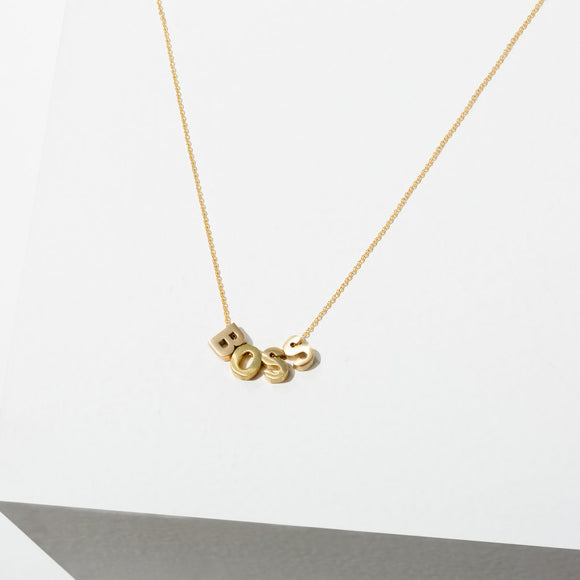 Larissa Loden Boss Necklace
