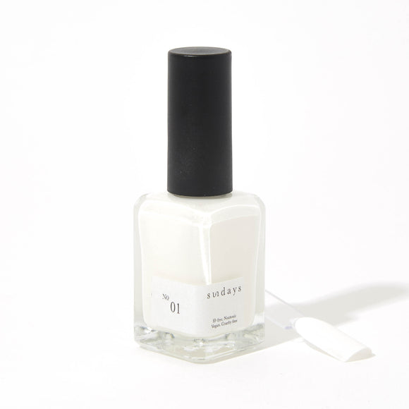 Sundays Nail Polish - No.01