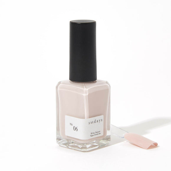 Sundays Nail Polish - No.06