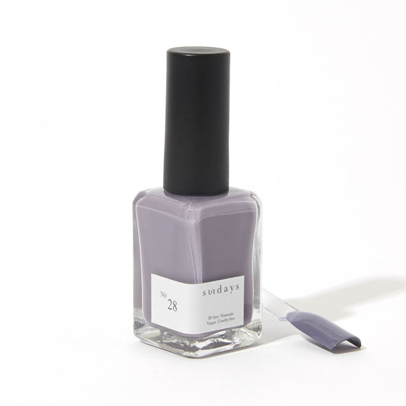 Sundays Nail Polish - No.28