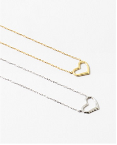 Studio P Heart necklace