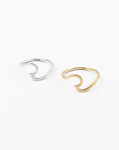 Studio P Wave ring