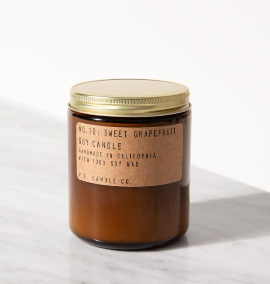 P.F. Candle  Sweet Grapefruit Candle
