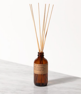P.F. Candle diffuser Teakwood and Tobacco