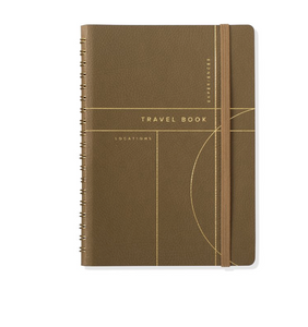 Olive Small Travel Book