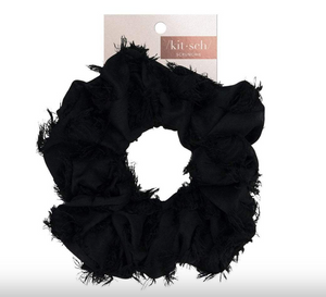 Kitsch Brunch Scrunchie Frayed