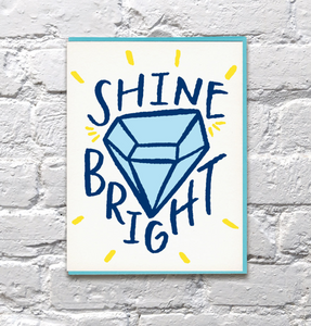 Card Shine Bright