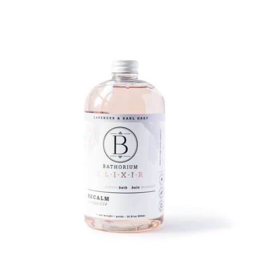 Bathorium Be Calm Bubble Bath Elixir