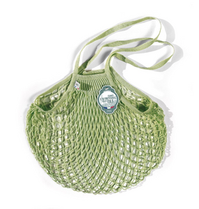 Filt Cotton Net Shopping Bag Pergola Green