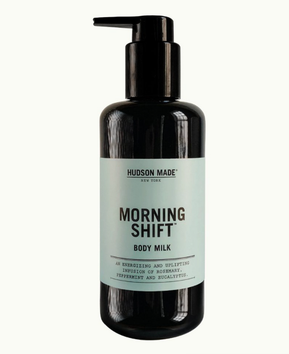 Hudson Made Morning Shift Body Milk