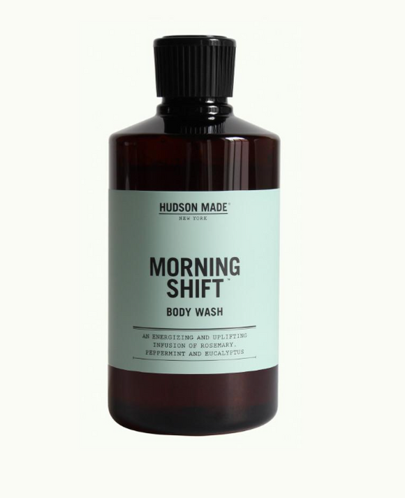 Hudson Made Morning Shift  Liquid Body Wash