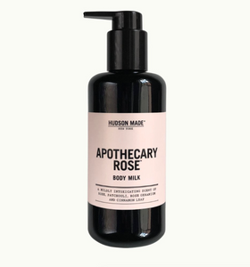 Hudson Made Apothecary Rose Body Milk