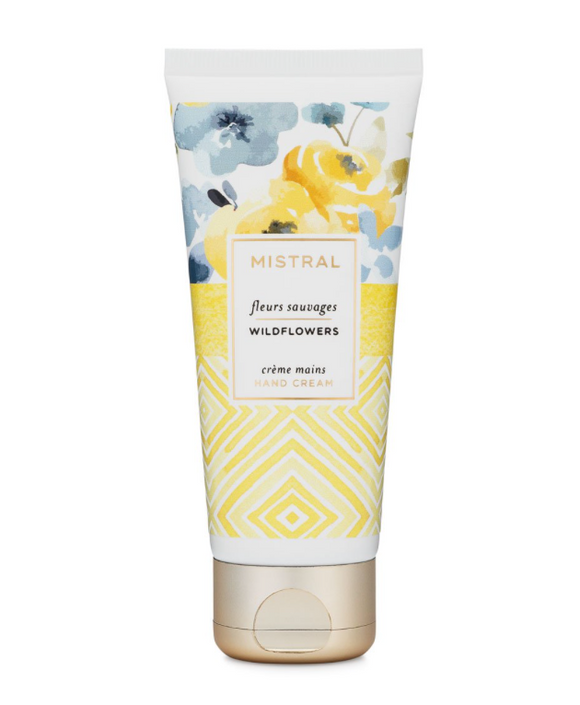Mistral Wildflowers Hand Cream