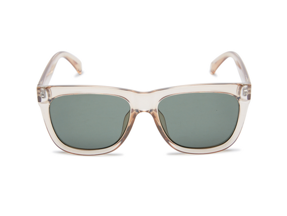 LeSpecs High Hopes Stone Sunglasses