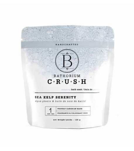 Bathorium Sea Kelp serenity bath soak