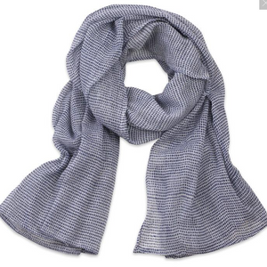 Foulard Tiny Dot Navy
