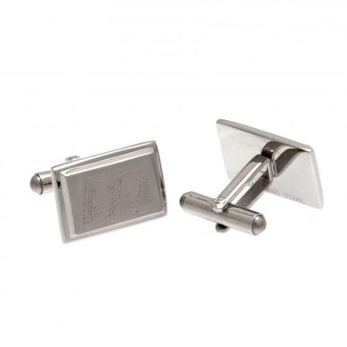Birmingham City F.C. Stainless Steel Cufflinks