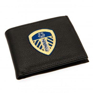 Leeds United F.C. Embroidered Wallet
