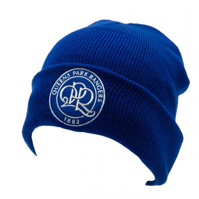 Queens Park Rangers F.C. Knitted Hat TU BL