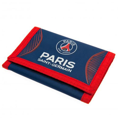 Paris Saint Germain F.C. Nylon Wallet