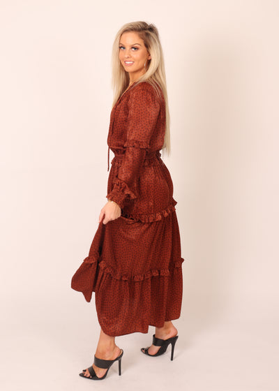 Dress to Frill Maxi