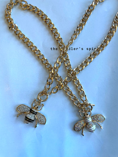 Bee's Knees Necklace