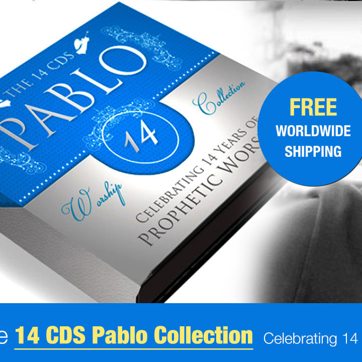 The 14 CDS Pablo Worship Collection