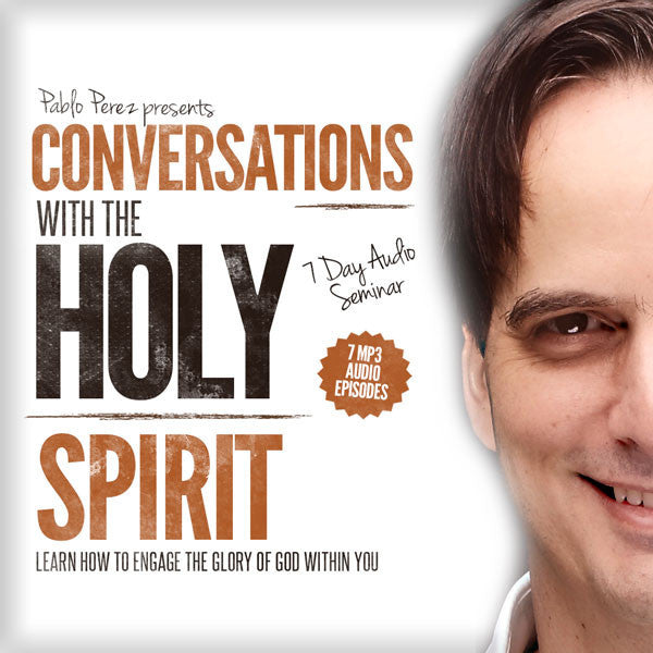 Conversations with the Holy Spirit (7-Day MP3 Audio Seminar)