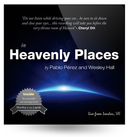 In Heavenly Places (Prophetic Worship - MP3 Downloads Album)