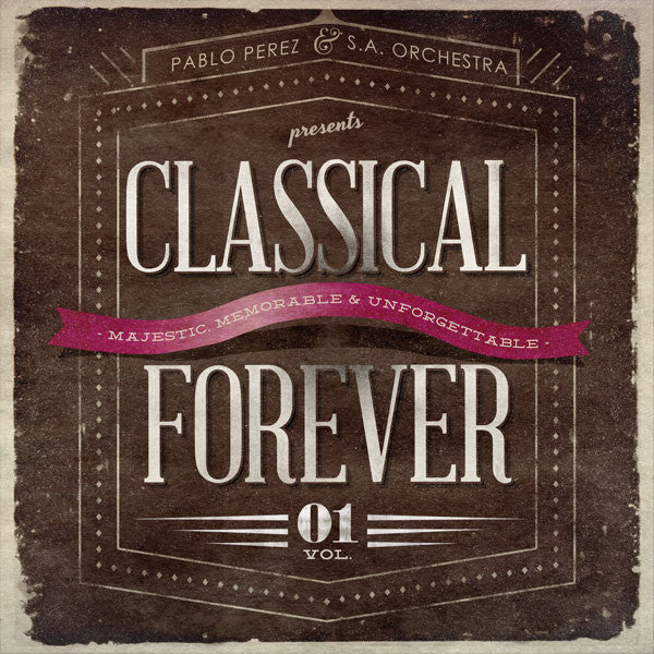 Classical Forever Vol. 1 (Classical Music - MP3 Downloads)