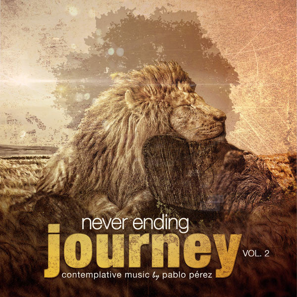 Never Ending Journey Vol. 2 (Contemplative Music - MP3 Downloads)