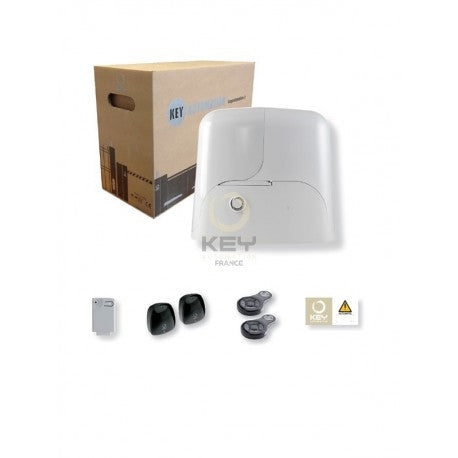 KIT Coulissant 300kg KEY