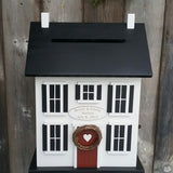 Wedding Card Holder with Shutters - FREE SHIPPING