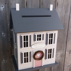 Wedding Card Holder with Shutters