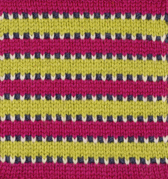 Mystery Baby Blanket Club 2019/20: post 5, January