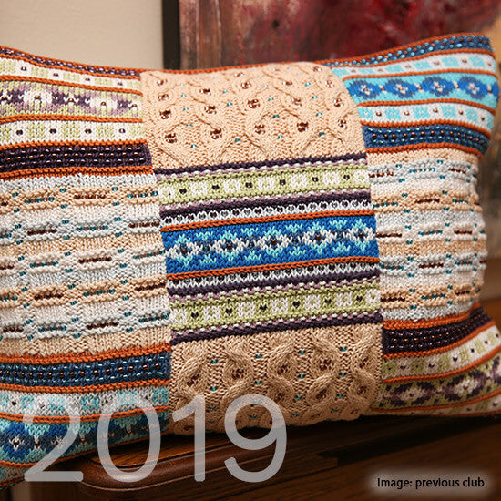 Mystery Cushion Club 2020