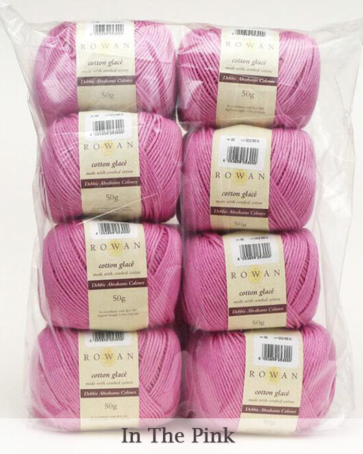 Yarn Packs (8x 50g Balls)