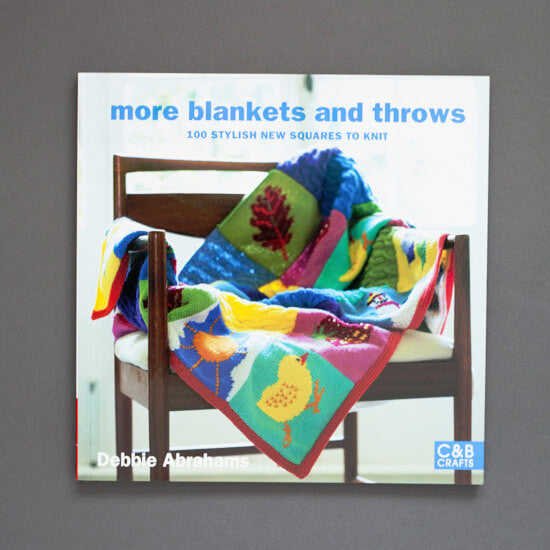 More blankets and throws book