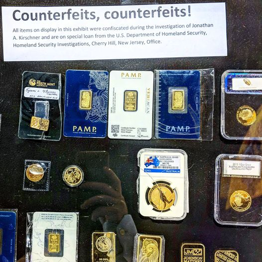 Precious Metals: Scams, Fakes and Counterfeits