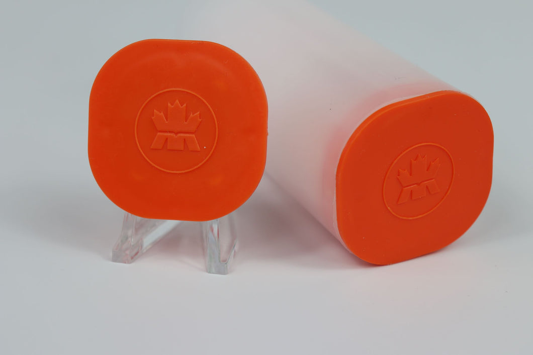 Tube - Canadian Royal Mint (Orange Cap)