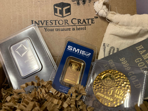 Investor Crate Subscription