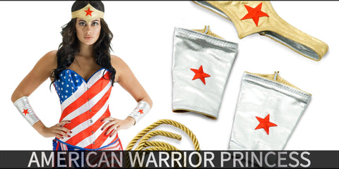 American Warrior Costume Collection