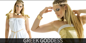 Greek Goddess Collection